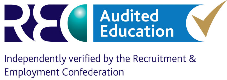 We have been awarded REC Education Audited Gold Standard!